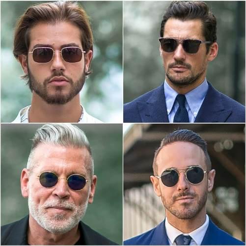 Jak Dobrać Okulary Do Kształtu Twarzy Moda Męska David Durden