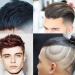 fryzury męskie 2020